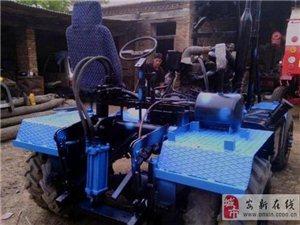 汽车改装拖拉机粉碎旋耕机
