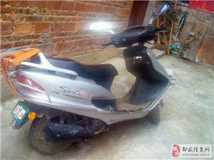 低价出售全新女士摩托车