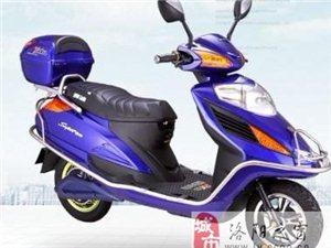 超低價銷售二手摩托車電動車,試車滿意后付款