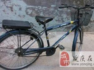 转让闲着的自行车