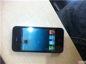 出售苹果4s黑色