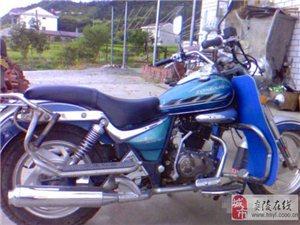 低价转让闲置摩托车 - 2000元