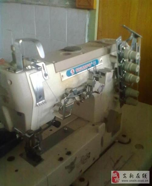 绷缝机低价转让