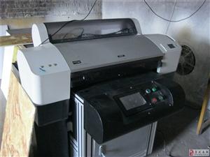 低价出售二手UV平板万能打印机