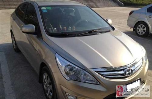 出售现代瑞纳2010款1.4 GS AT三厢舒适型