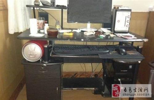 非常漂亮实用的电脑桌