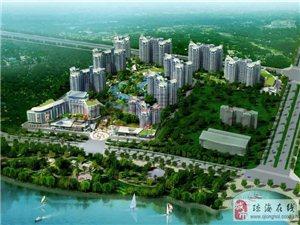 海南省琼海市御河观景台-高档社区-新房子未装修
