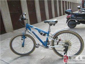 个人9成新山地自行车