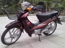 9成新摩托车弯梁车 - 3800元