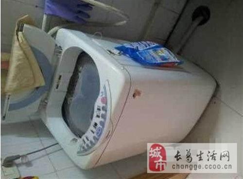 海尔全自动洗衣机-800元