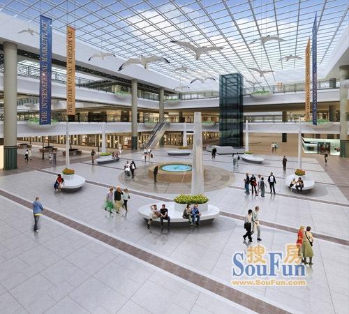 胶州禧徕乐国际家居博览城