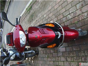 转让新摩托车