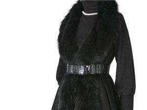 高档狐狸毛冬装最新款双重保暖精致外套