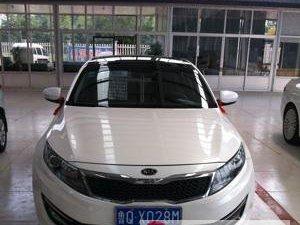 2011年悦达起亚K5车况原版,保险刚买的