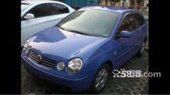 大眾 POLO 2003年 藍色