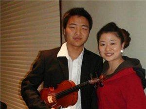 四川音樂學院李思雨小提琴培訓中心