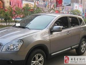 东风日产逍客SUV