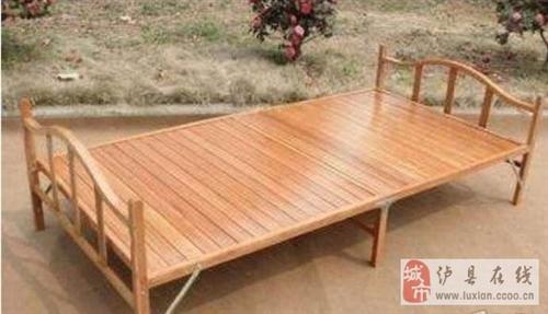 1.2米2米 折疊床竹床 - 100元