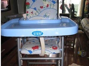 转九成新宝宝好婴幼儿餐椅 - 50元