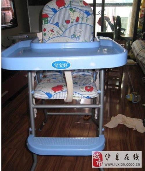 轉九成新寶寶好嬰幼兒餐椅 - 50元