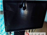 22寸高清广告机+液晶电视立式落地架