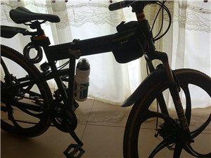 几乎全新越野自行车