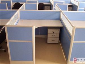 郑州隔断办公桌定做家具厂