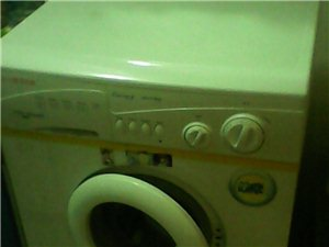 转让小鸭滚筒洗衣机