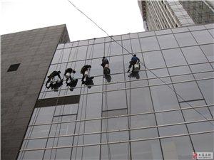 天津市泽浩保洁公司专业保洁专业擦玻璃