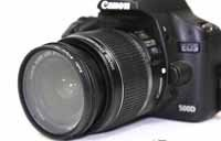 本人自用的佳能D500单反相机吐血出售