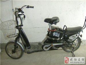 8成新邦德电动自行车出售&nbsp