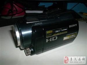 转让自用索尼SR11E摄像机