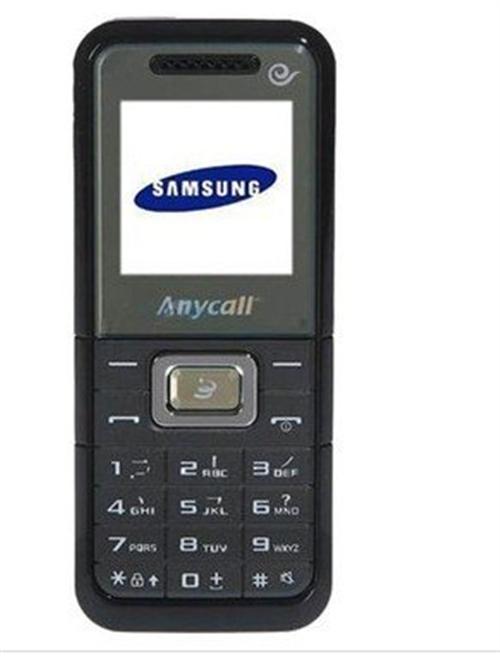 电信版SAMSUNG/三星B309手机昨天才买的