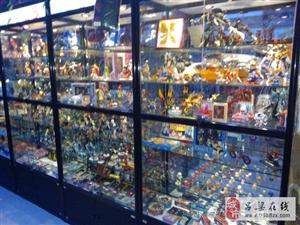 4组玻璃展柜低价出手。详情看图。或者过来看实物