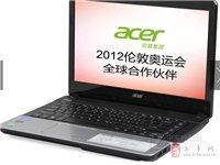 急用钱九成新宏基笔记本电脑原价3600使用不到一年