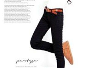 秋冬新款韩版深色加厚保暖加大码修身加绒牛仔裤