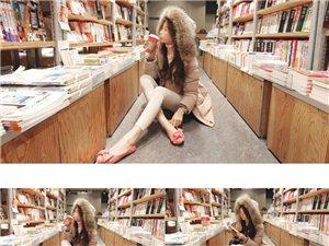 冬季貉子大毛领韩国时尚羽绒服
