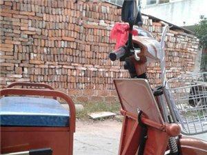 宗申三轮电动摩托车转让(98成新)