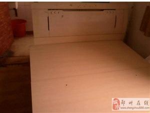 急售1.5x2米高箱床