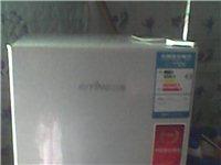 出售二手小冰箱一台白色的