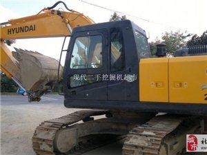 ope电竞网R215-7二手挖掘机