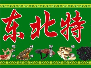北京方庄东北特产专卖店
