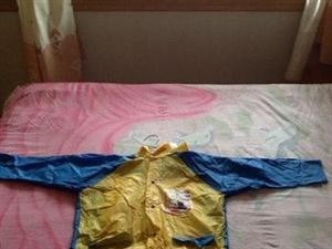 95成新儿童雨衣