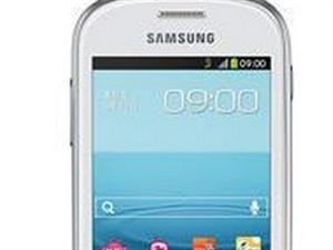 刚买半个月的三星S6818手机