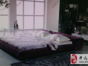 出售9成新大软床一张