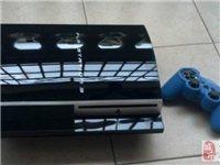 PS3索尼PS3已软破解游戏机320G硬盘装满