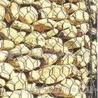 镀锌格宾网堤坡防护施工