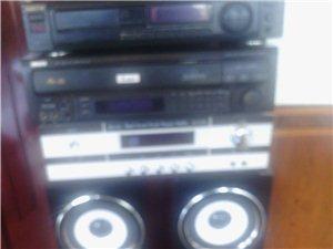 二手音响、功放、VCD