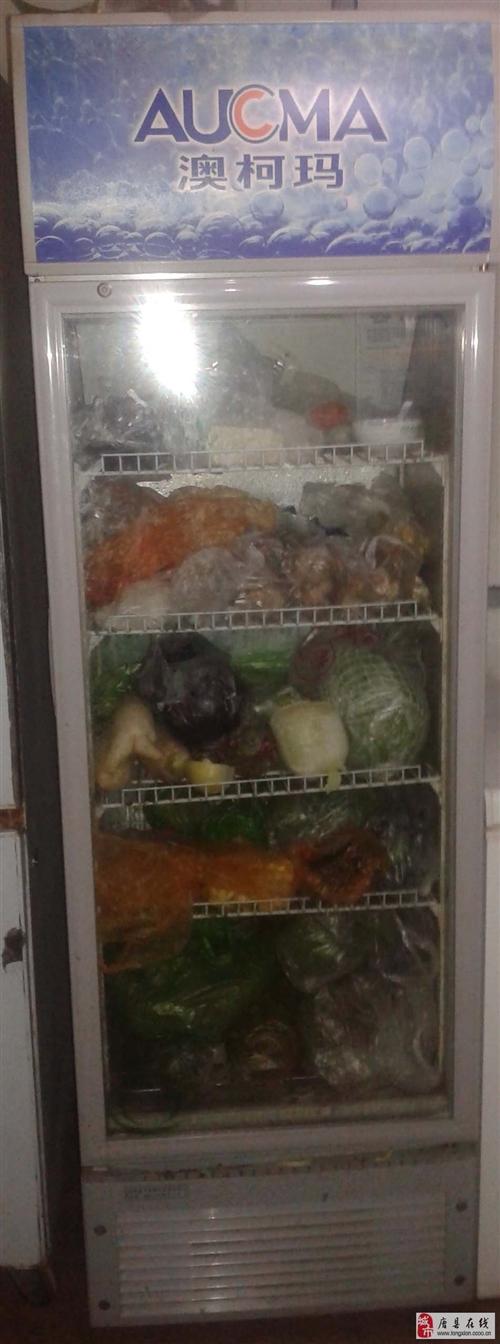 澳柯玛冷藏展示柜一台