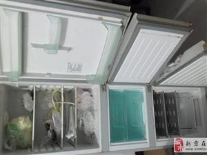 8成新家用冰柜